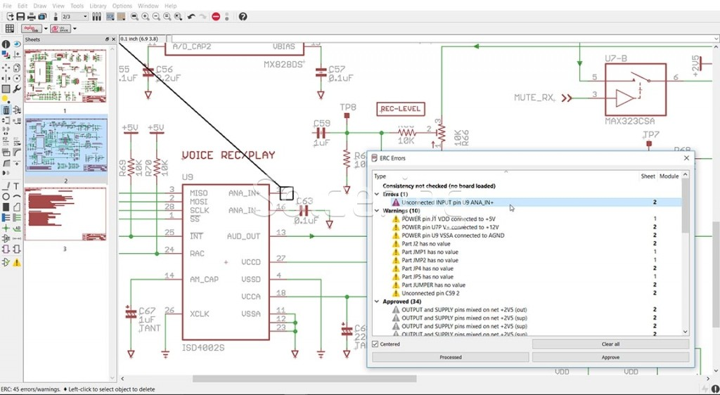 autodesk eagle pcb design software free download