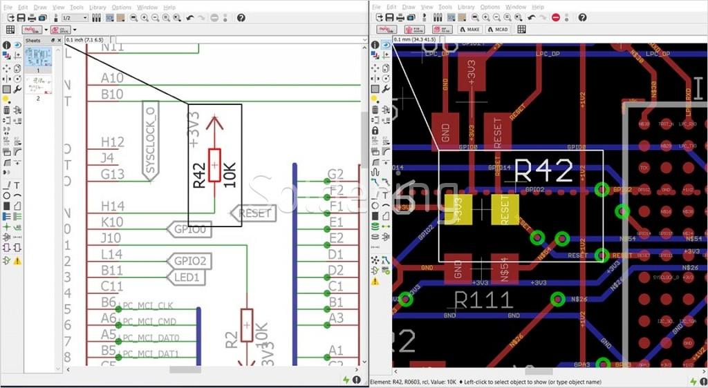 Autodesk EAGLE PCB design software free download | Soldering.sk